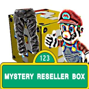 5 lb Mystery Re-seller Womens Clothing Box